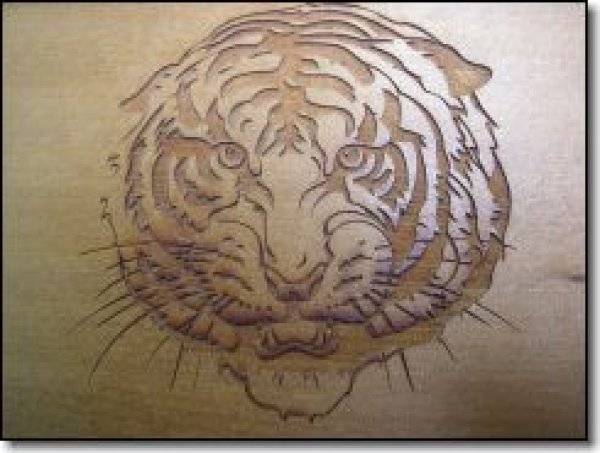 Timber Engraving~